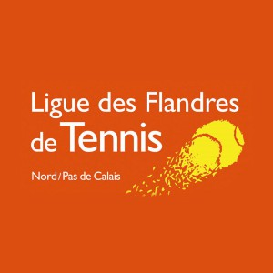 ligue des flandres de tennis logo
