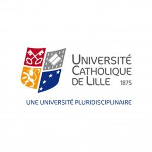 universite catholique de lille logo