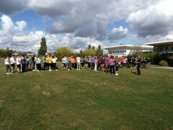 Exercice cohésion d'équipes